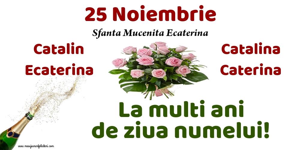 Sfanta Ecaterina 25 Noiembrie - Sfanta Mucenita Ecaterina