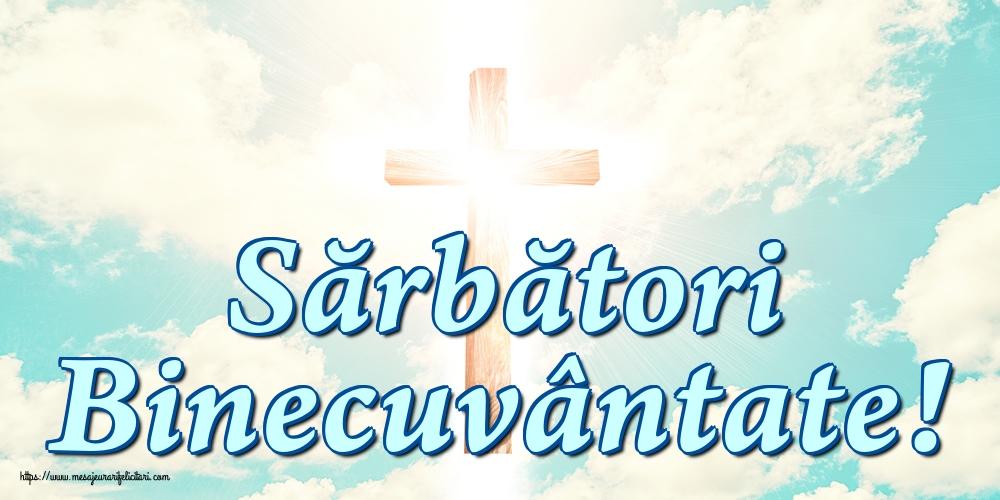 Felicitari de Sfânta Treime - Sărbători Binecuvântate!