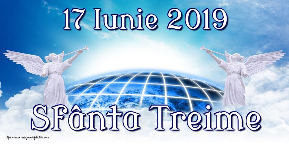 Felicitari de Sfânta Treime - 17 Iunie 2019 Sfânta Treime