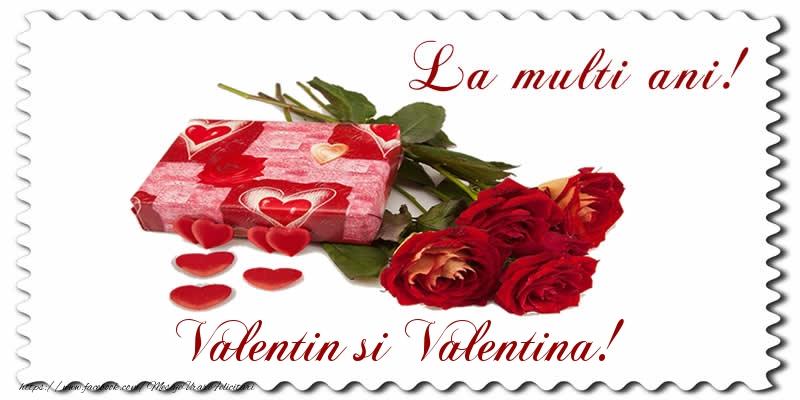 Top 10 felicitari de Sfantul Valentin