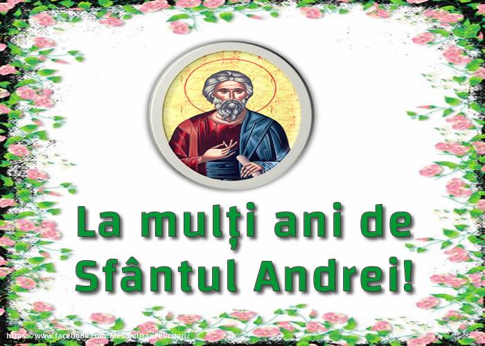 Felicitari de Sfantul Andrei 2017