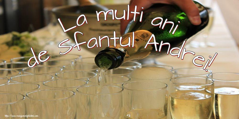Cele mai apreciate felicitari de Sfantul Andrei - La multi ani de Sfantul Andrei!