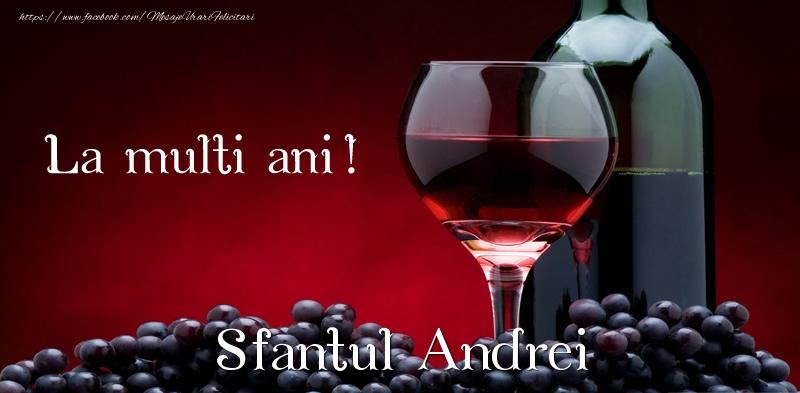 Felicitari de Sfantul Andrei - La multi ani! Sfantul Andrei - mesajeurarifelicitari.com