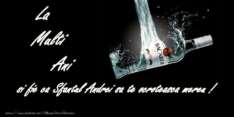 Felicitari de Sfantul Andrei - La multi ani si fie ca Sfantul Andrei sa te ocroteasca mereu!