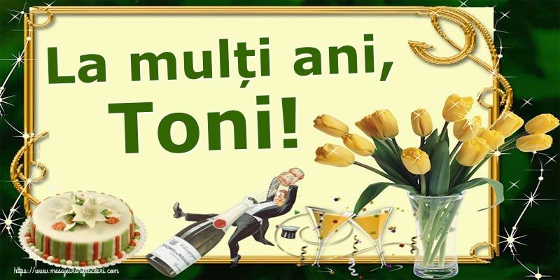 Cele mai apreciate felicitari de Sfantul Antonie cel Mare - La mulți ani, Toni!