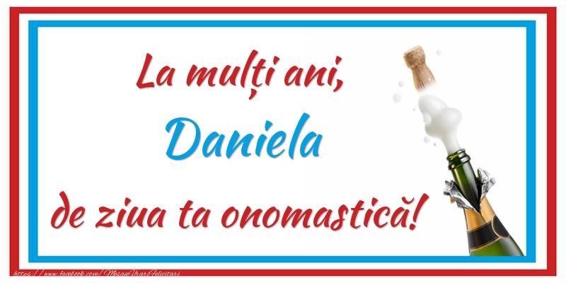 Felicitari de Sfantul Daniel - La mulți ani, Daniela de ziua ta onomastică!