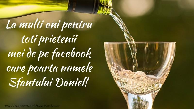 Felicitari de Sfantul Daniel - La multi ani de Sfantul Daniel!!