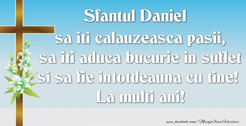 Sfantul Daniel