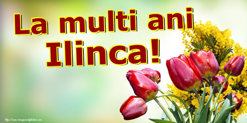 Felicitari de Sfantul Ilie - La multi ani Ilinca!