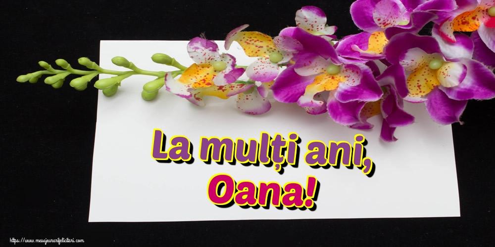 Cele mai apreciate felicitari de Sfantul Ioan - La mulți ani, Oana!