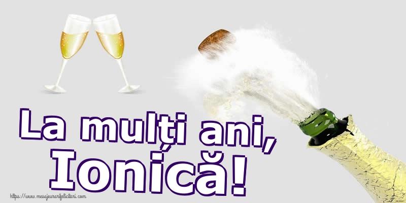 Felicitari de Sfantul Ioan - La mulți ani, Ionică! - mesajeurarifelicitari.com