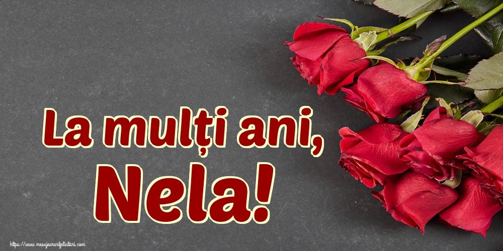 Cele mai apreciate felicitari de Sfantul Ioan - La mulți ani, Nela!