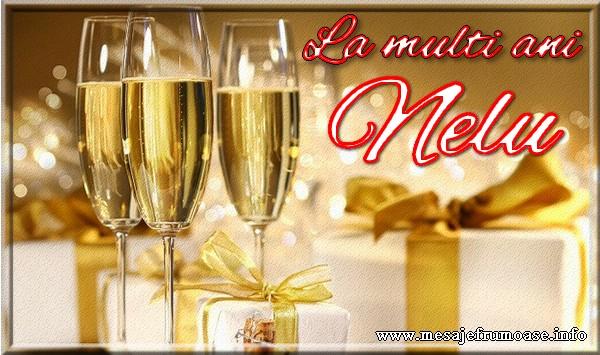 Felicitari de Sfantul Ioan - La multi ani Nelu