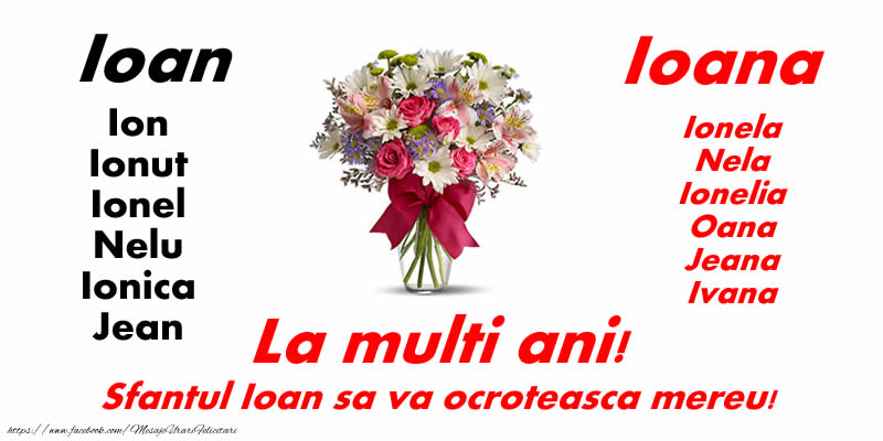 Image result for la multi ani ioane