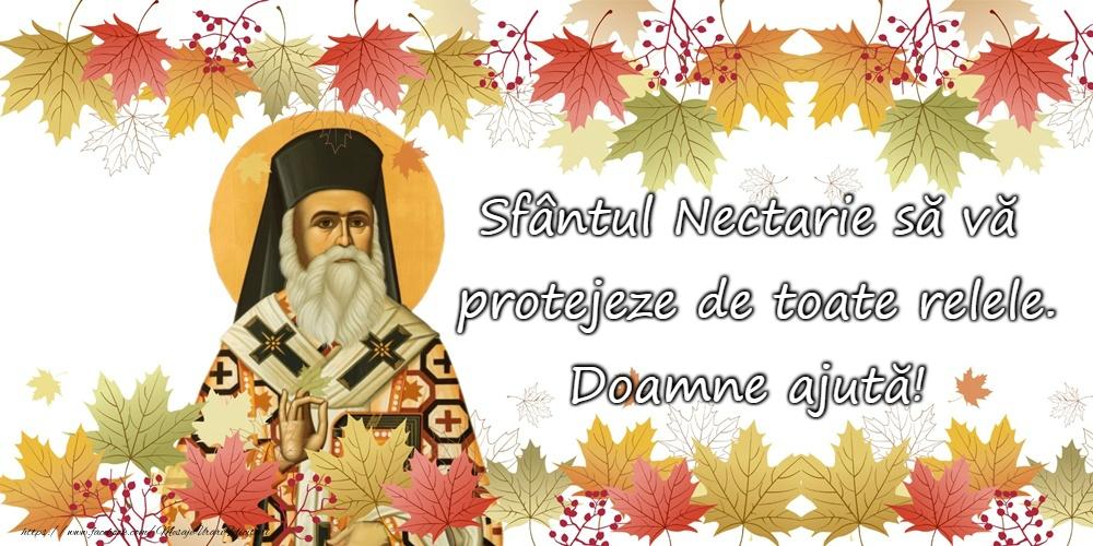 Sfantul Nectarie 9 Noiembrie - Sfântul Nectarie