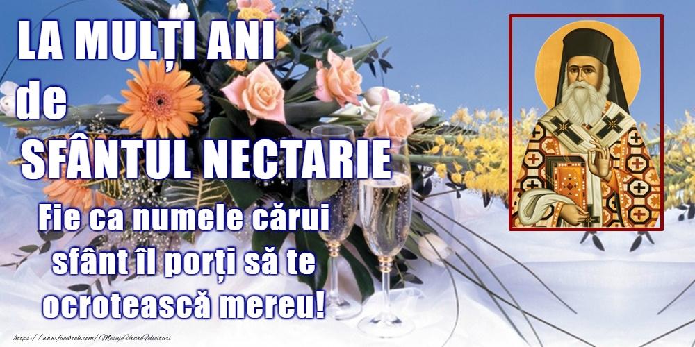 9 Noiembrie - Sfântul Nectarie