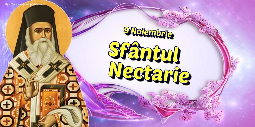 Felicitari de Sfantul Nectarie - 9 Noiembrie Sfântul Nectarie