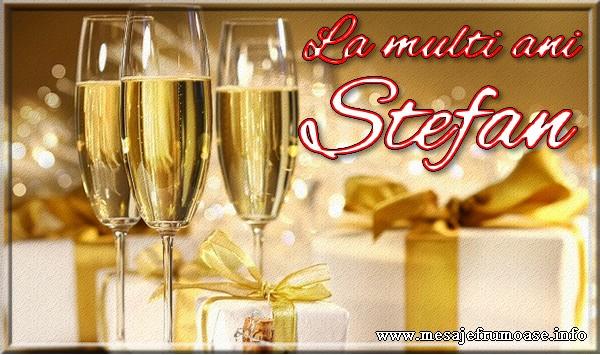 Cele mai apreciate felicitari de Sfantul Stefan - La multi ani Stefan