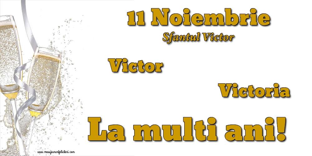 11 Noiembrie - Sfantul Victor