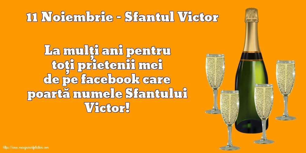 11 Noiembrie - 11 Noiembrie - Sfantul Victor