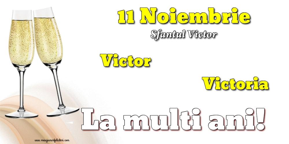 Sfantul Victor 11 Noiembrie - Sfantul Victor