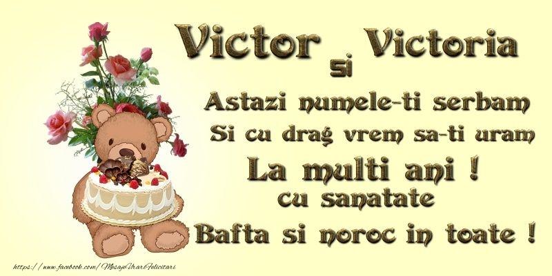 La multi ani de Sfantul Victor! 11 noiembrie
