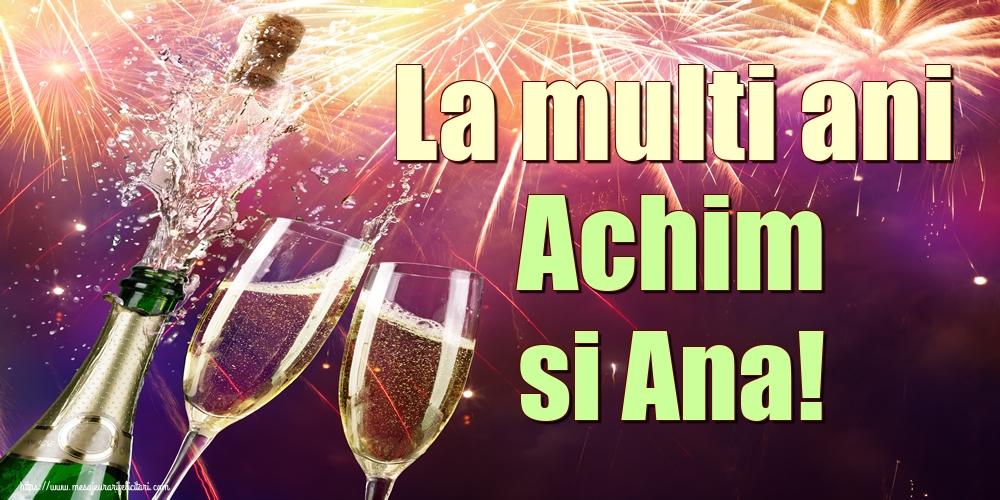 Felicitari de Sfintii Ioachim si Ana - La multi ani Achim si Ana! - mesajeurarifelicitari.com