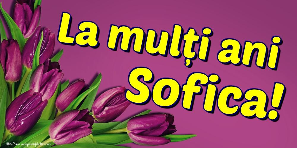 Felicitari de Sfânta Sofia - La mulți ani Sofica!