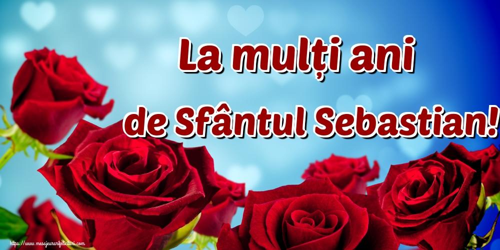 Felicitari de Sfântul Sebastian - La mulți ani de Sfântul Sebastian!
