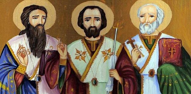 Sfintii Vasile, Grigore si Ioan: Mesaje şi urări, felicitări, video şi felicitări muzicale şi animate