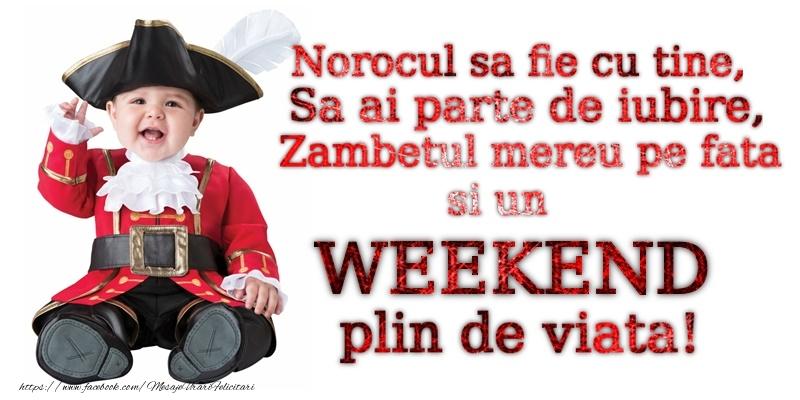 Weekend Weekend placut prieteni!