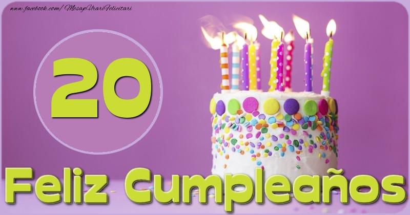 20 de ani - La multi ani!