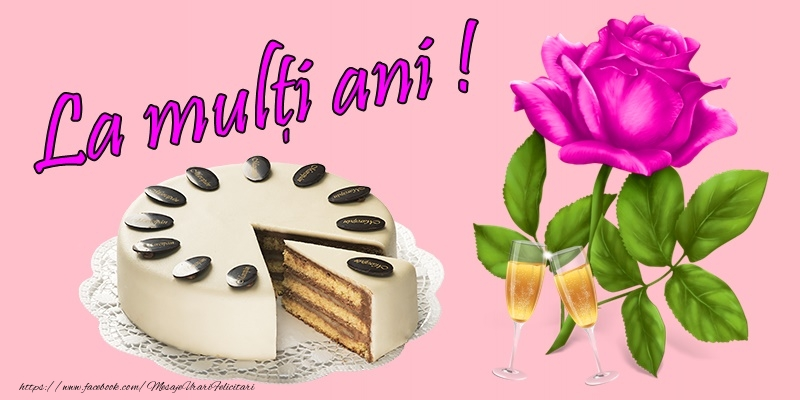 Cele mai apreciate felicitari de zi de nastere - La Multi Ani Cu Sanatate!