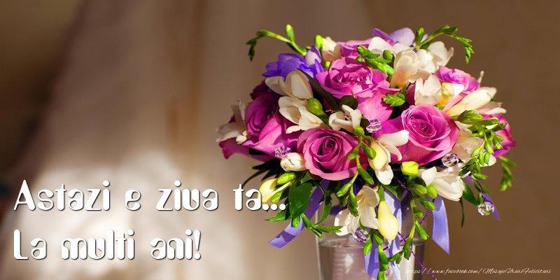 Cele mai apreciate felicitari de zi de nastere - Astazi e ziua ta... La multi ani!