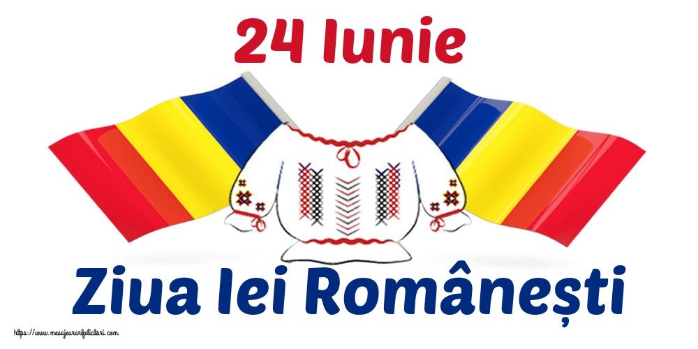 Felicitari de Ziua Universală a Iei - 24 Iunie Ziua Iei Românești