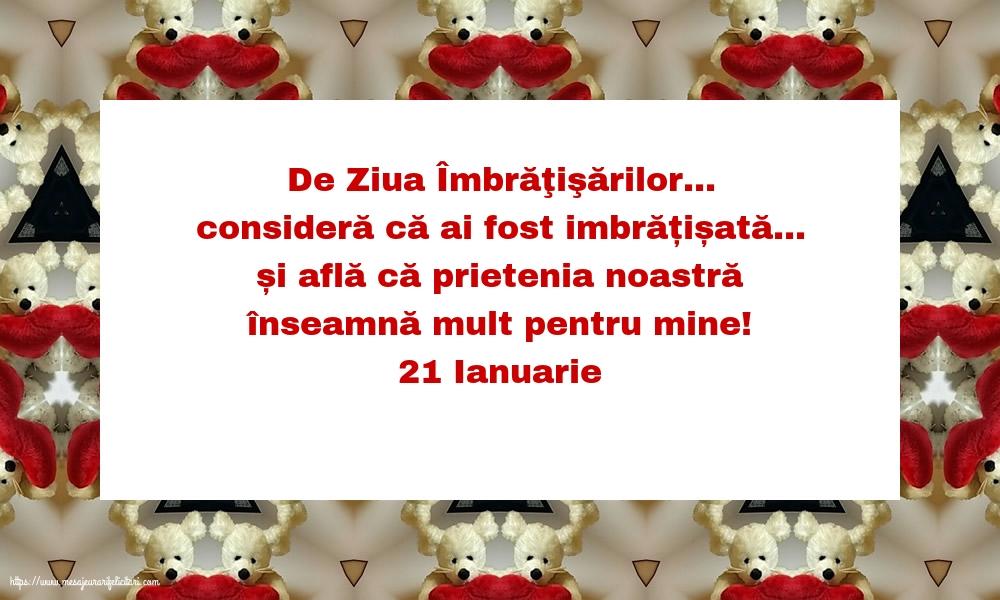 21 Ianuarie