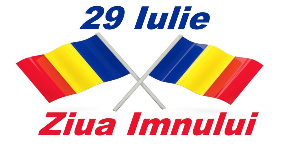 29 Iulie - Ziua Imnului