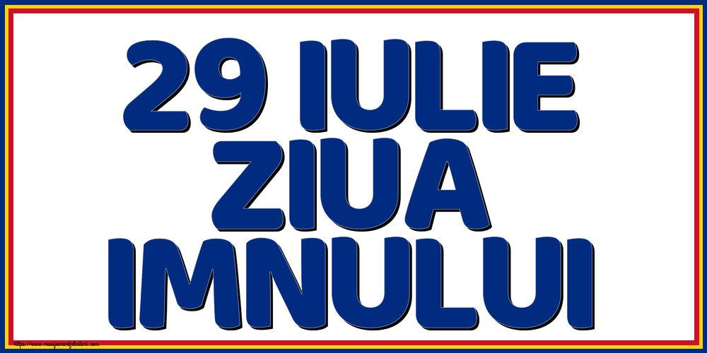 29 Iulie Ziua Imnului