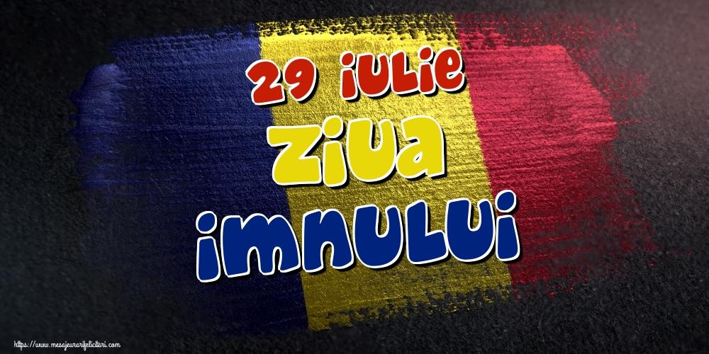 Felicitari de Ziua Imnului - 29 Iulie Ziua Imnului