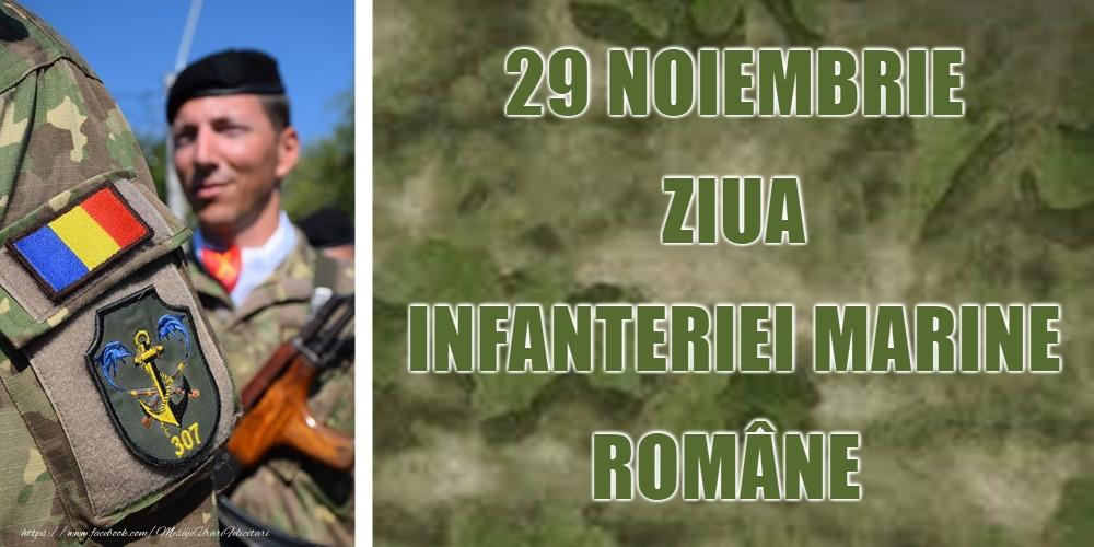 Felicitari de Ziua Infanteriei Marine - 29 Noiembrie - Ziua Infanteriei Marine Române
