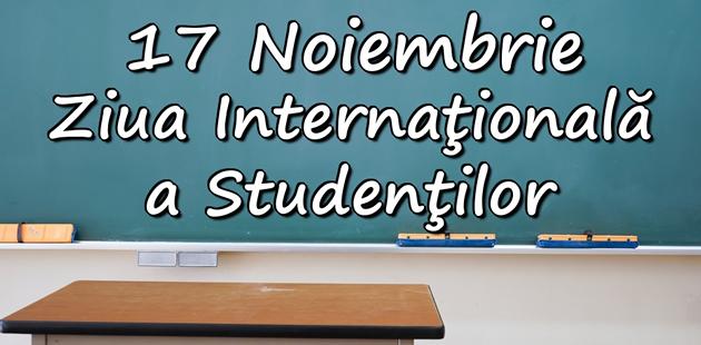 Ziua Internaţională a Studenţilor: Mesaje şi urări, felicitări, video şi felicitări muzicale şi animate