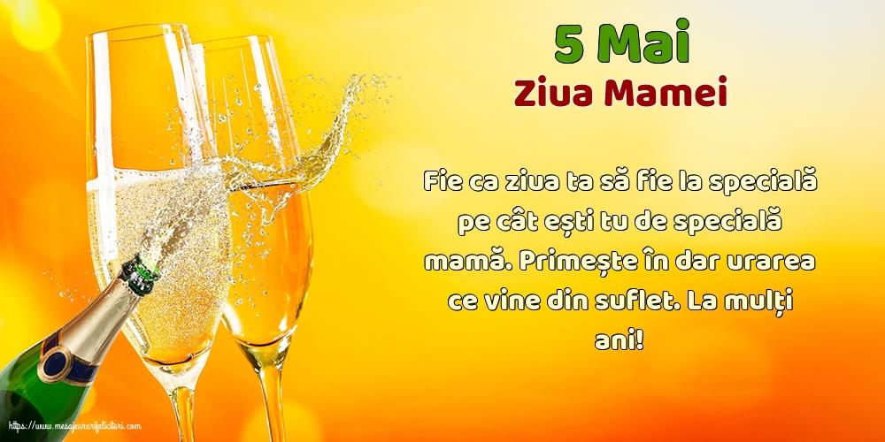 5 Mai - Ziua Mamei