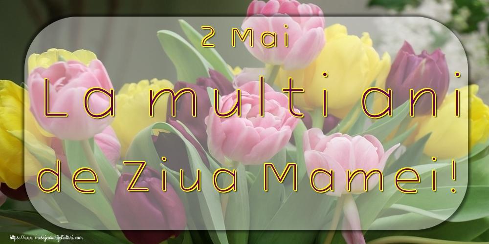 Felicitari de Ziua Mamei - 2 Mai La multi ani de Ziua Mamei!