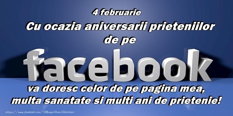 Ziua Prieteniei pe Facebook La multi ani de ziua prieteniei facebook!