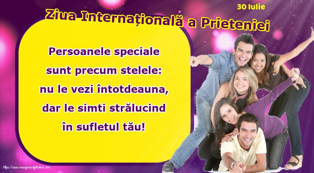Felicitari de Ziua Internationala a Prieteniei - 30 Iulie - Ziua Internațională a Prieteniei - mesajeurarifelicitari.com