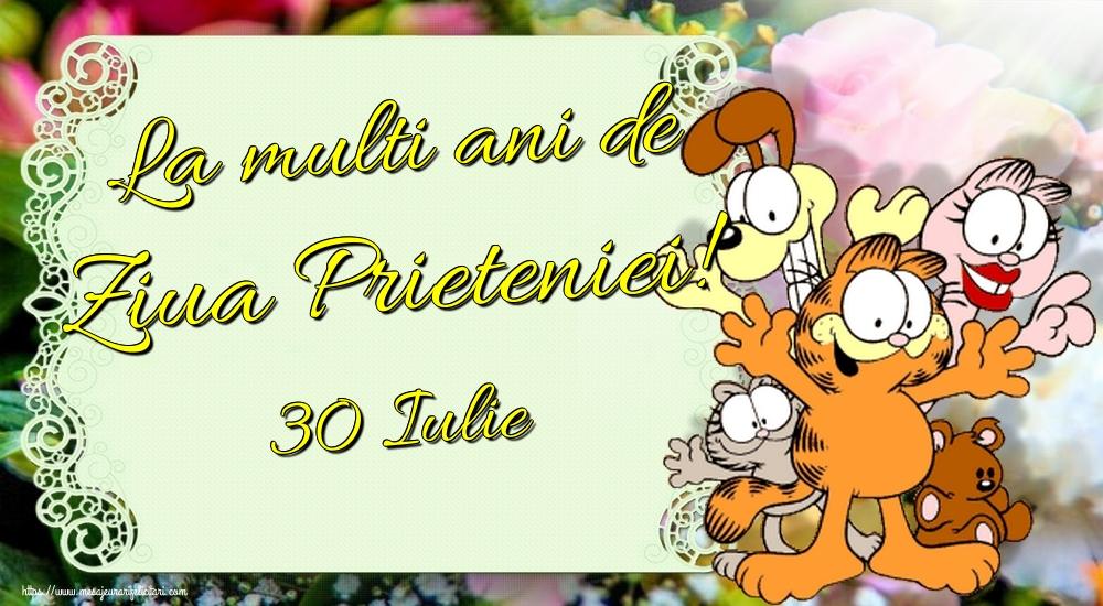 Felicitari de Ziua Internationala a Prieteniei - La multi ani de Ziua Prieteniei! 30 Iulie