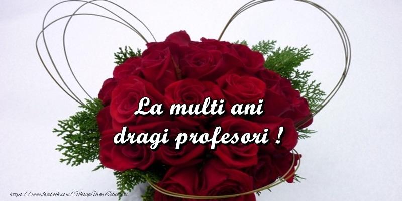 Ziua Profesorului La multi ani dragi profesori!