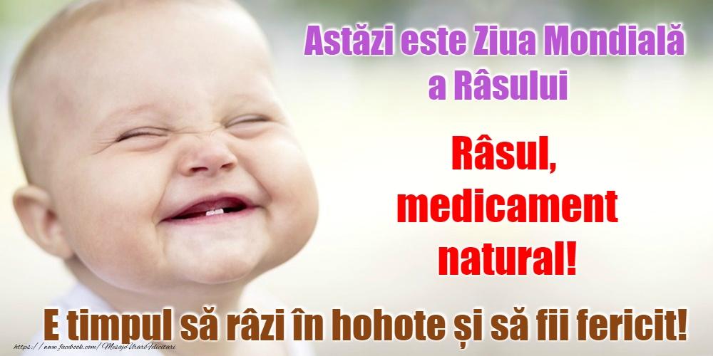 Ziua Mondială a Râsului Ziua Mondială a Râsului
