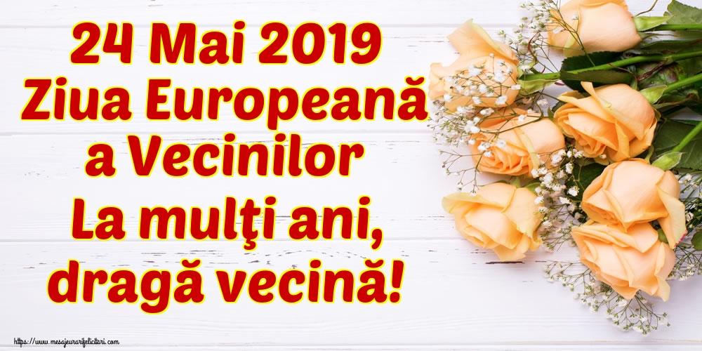 Felicitari de Ziua Vecinilor 2019