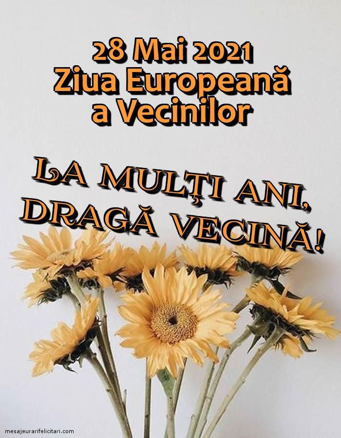 Cele mai apreciate felicitari de Ziua Vecinilor - Ziua Europeană a Vecinilor La mulţi ani